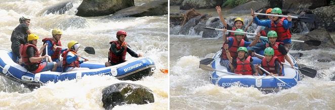 PHONE: 0812-9033-0797, Harga Paket Rafting Citarik (Arung Jeram) 2020 MURAH. Paket Rafting GO OUTBOUND di Citarik Sukabumi.